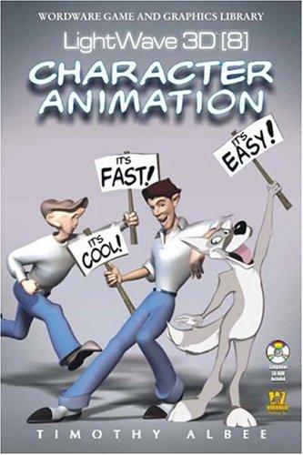 Lightwave 3D 8 Character Animation (Lightwave 3d Software compare prices)