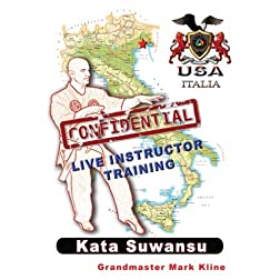 Confidential Live Training - Kata Suwansu