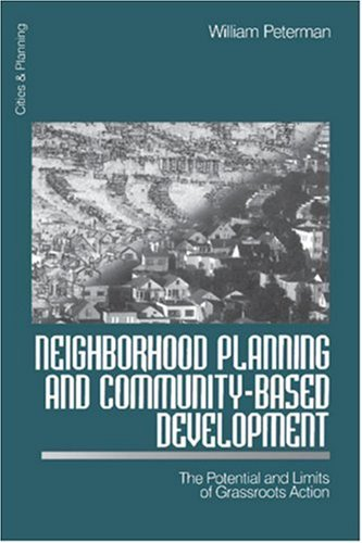Neighborhood Planning and Community-Based Development:...