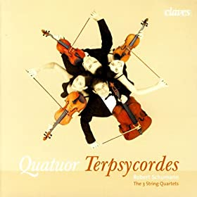 String Quartet No. 2 in F major, op. 41: Scherzo: Presto