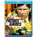 Patriot Games [Blu-ray] [1992] [Region Free]