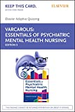 img - for Elsevier Adaptive Quizzing Essentials of Psychiatric Mental Health Nursing (Access Card), 3e book / textbook / text book