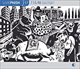 Live Phish Vol. 17: 7/15/98, Portland Meadows, Portland, Oregon