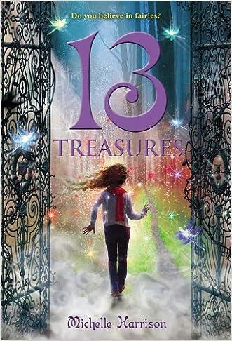 13 Treasures (13 Treasures Trilogy)