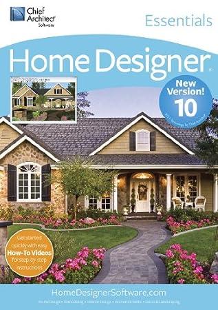 Chief Architect Home Designer Essentials 10 [Download]