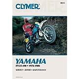 Clymer Repair Manual for Yamaha IT125 490 76 86