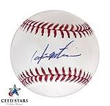 松井秀喜 メジャー初期型 直筆サイン入り MLB公式ボール 国民栄誉賞受賞者 MLBヤンキース JSA社 筆跡鑑定シリアルナンバー証明書 シードスターズ真正証明書付き