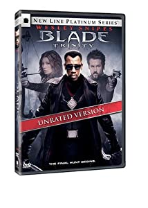 Blade: Trinity (Extreme Version) (Bilingual)