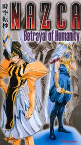 Nazca: Betrayal Humanity [VHS]