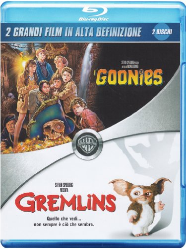 I Goonies + Gremlins [Blu-ray] [IT Import]