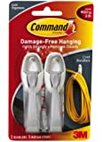Command Cord Bundlers, White