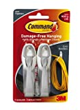 3M Command Cord Bundlers, White