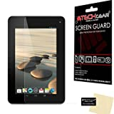 TECHGEAR® Acer Iconia B1-710 B1-711 CLEAR LCD Screen Protector With Cleaning Cloth & Application Card