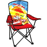 Folding Camp Arm-Chair for Kids: Disney Pixar Cars 2