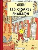 Les Aventures de Tintin : Les Cigares du pharaon (fac similé)
