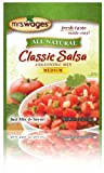 Mrs. Wages Classic Salsa Mix, .8-Ounce Pouches (Pack of 12)