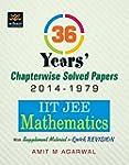 IIT JEE - Mathematics : 36 Year's Cha...