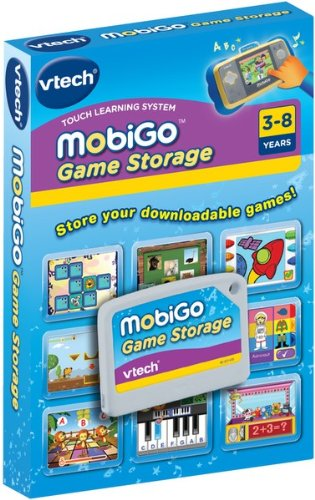 VTech - MobiGo Software - Game Storage Cartridge - 1
