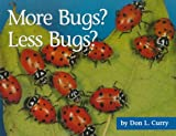 More Bugs? Less Bugs? (Counting Books)