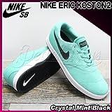 NIKE(ナイキ) エリックコストン 2 NIKE ERIC KOSTON2 Crystal Mint/Black/メンズ(men's) 靴 スニーカー(580418-301)