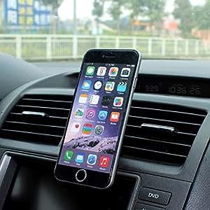360 Degree Rotation Car Vent Holder Clip Cellphone Magnetic Car Holder**
