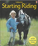 Starting Riding (Usborne First Skills) (0746056710) by Sims, Lesley