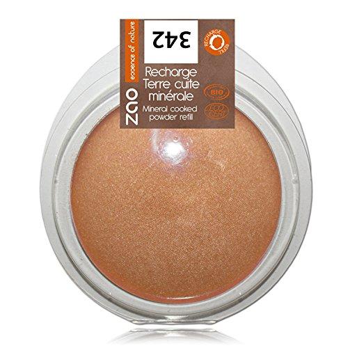 zao-refill-mineral-cooked-powder-342-de-cobre-bronce-bronzer-despues-de-pluma-bronceado-polvo-irisad