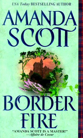 Border Fire, AMANDA SCOTT