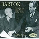 Bartok - Int�grale des oeuvres pour piano seul