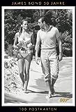 James Bond. 50 Jahre, 100 Postkarten in Box!