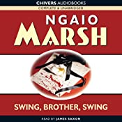 A Wreath for Rivera (aka Swing, Brother, Swing) | [Ngaio Marsh]