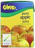 Calypso Pure Apple Juice 200 ml (Pack of 27)