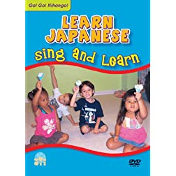 Go! Go! Nihongo! Learn Japanese: Sing and Learn