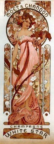 moet-chandon-white-star-champagne-riproduzione-1899-fatto-a-mano-alfons-alphonse-mucha-art-nouveau-c