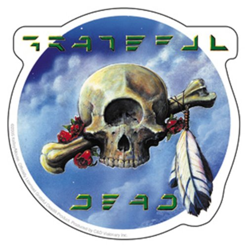 Licenses Products Grateful Dead Cyclops Sticker
