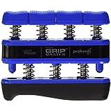 Gripmaster Appareil d'entraînement de la main et des doigts Résistance légère, 2 kg Bleu