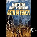 Oath of Fealty (       UNABRIDGED) by Larry Niven, Jerry Pournelle Narrated by Jeremy Johnson, Suzanne Toren
