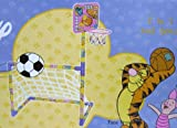 Disney Pooh & Tigger Basketball & Soccer Games : 2 in 1