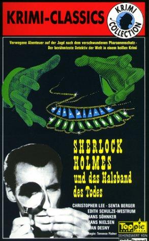 Sherlock Holmes und das Halsband des Todes [VHS]