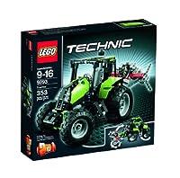 Lego Technic Tractor 9393 by LEGO