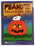img - for Peanuts Halloween Fun - Coloring and Activity Book (PEANUTS HALLOWEEN) book / textbook / text book