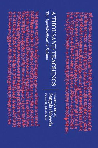 A Thousand Teachings: The Upadesasahasri of Sankara