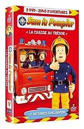 Sam Le Pompier - La Chasse Au Trésor + Apprentis Sauveteurs - Pack