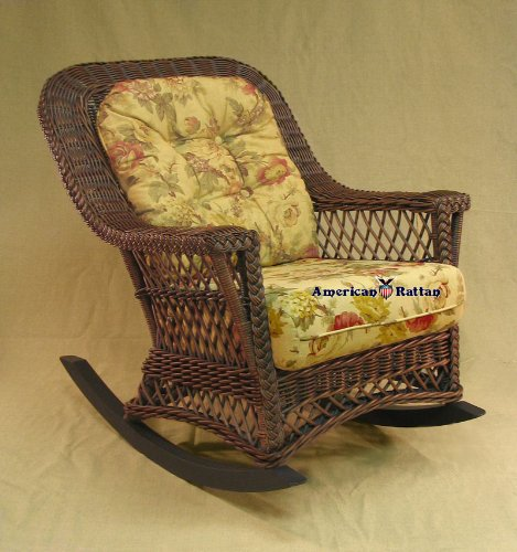 Indoor Rocking Chair Cushions front-814486