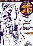 echange, troc Hassan Hadji - 25 Plans dans le style de... Jimi Hendrix