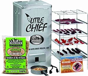 Smokehouse Products Little Chief Top Load Electric Smoker by Smokehouse Products