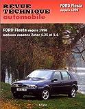 echange, troc collectif - Ford Fiesta depuis 1996: Moteurs essence Zetec 1.25 et 1.4