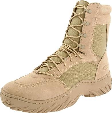 """Oakley Men's SI Assault 8"""" Boot,Desert,7.5 M US"""
