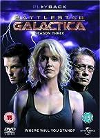 Battlestar Galactica: Season 3 [2006] [DVD] [2004]