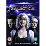 "Battlestar Galactica - Season 3 [6 DVDs] [UK Import]von ""Edward James Olmos"""
